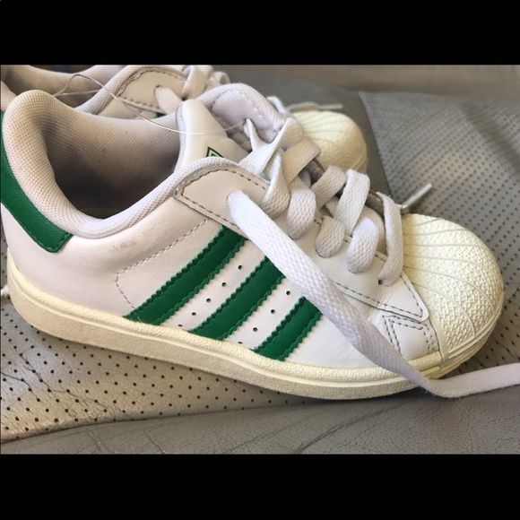 adidas Shoes | Kids Adidas Shell Toes